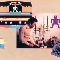 J. Ray Dettling, creator of Frankenstein's Monster, a game for the Atari 2600 video game system