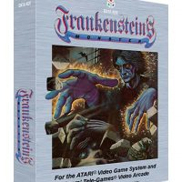 Frankenstein's Monster, a game for the Atari 2600 video game system