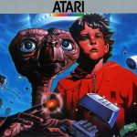 E.T. a game for the Atari 2600 video game console