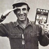 MASH actor Jamie Farr shills for the MASH game for the Atari 2600 video game ssytem