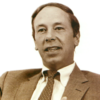 James J. Morgan, hired as CEO of video game maker Atari, to right the sinking ship, 1984