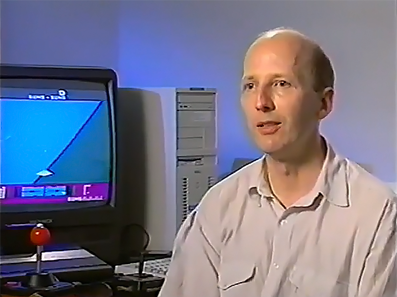 Doug Neubauer, video game creator
