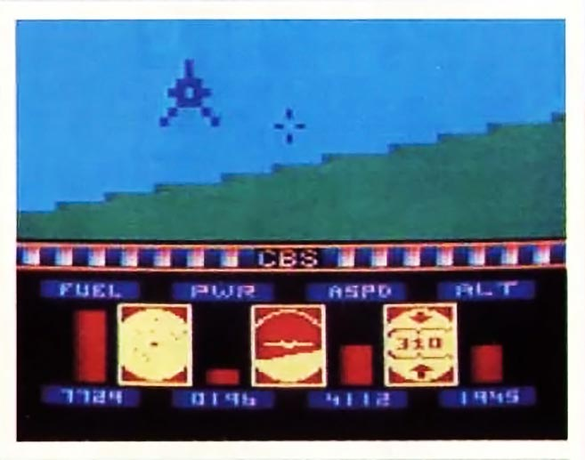 Wings, a home video game for the Atari 2600 game console