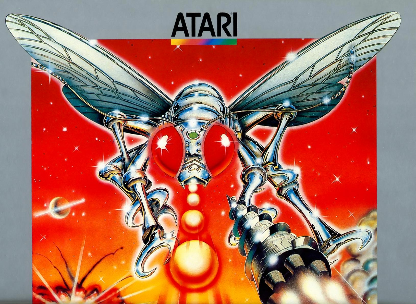 Yar's Revenge, a video game for the Atari 2600 home video game console