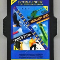 A double-Ender Xonox cartridge for the Atari VCS/2600, 1983