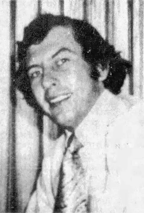 Syzygy/Atari co-founder Nolan Bushnell, 1974