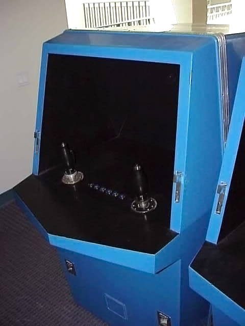 Galaxy Game, first arcade video game