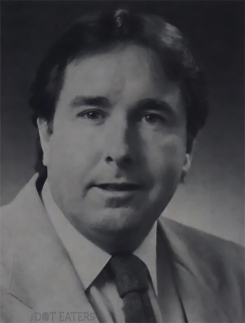 1984 image of Paul Terrell, founder of first computer retail store