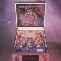Flyer for Atarians pinball game, Atari 1976