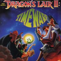 Dragon's Lair II: Time Warp, a computer action game by ReadySoft for Windows 95 computers