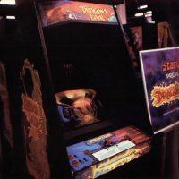 Dragon's Lair, an arcade laserdisc video game