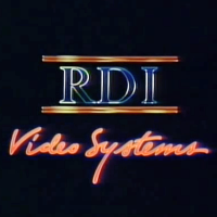 Logo for Rick Dyer's RDI Video Systems, a video game company
