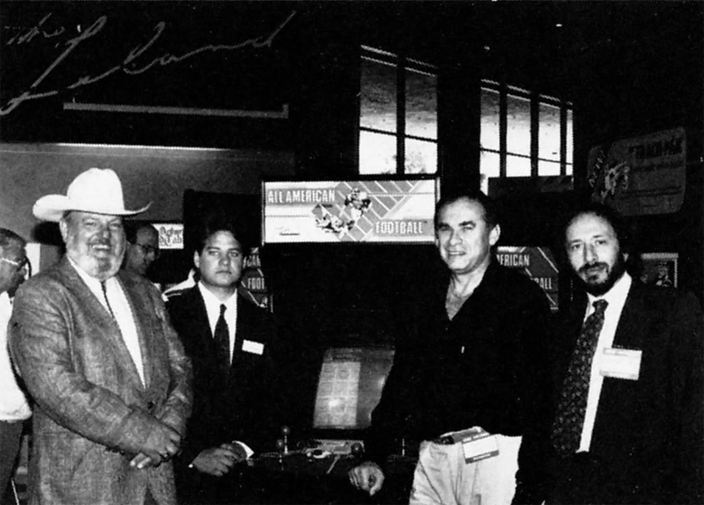 Leland Cook, arcade video game manufacturer