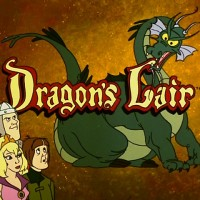 Main titles for Dragon's Lair, an animated series by Ruby Spears 1984 - 1985