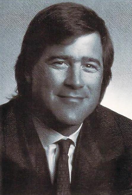 1987 photo of Bing Gordon, Electronic Arts