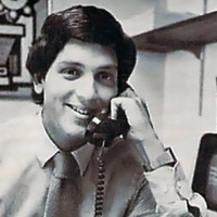 Marc Blank, programmer of the video computer game Zork, 1983