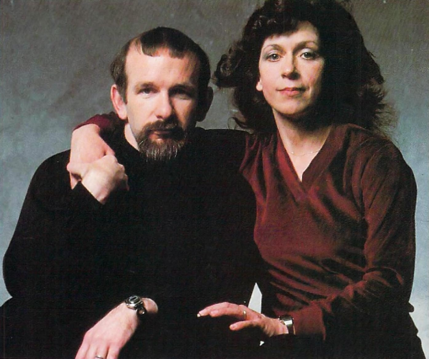 Jon Freeman and Anne Westfall, computer game designers for Epyx and Electronic Arts
