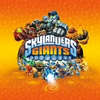 Skylanders Giants, a video game developed by Toys For Bob 2012