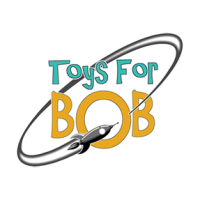 Logo for Toys For Bob, a video game developer for Activision