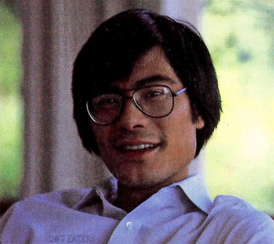 1984 image of Joe Ybarra, an executive at video game maker Electronics Arts
