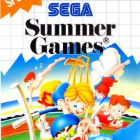 Summer Games, an Olympic sports game by Epyx for the Sega Master System