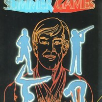 Box art for Summer Games, a computer game by Epyx 1984