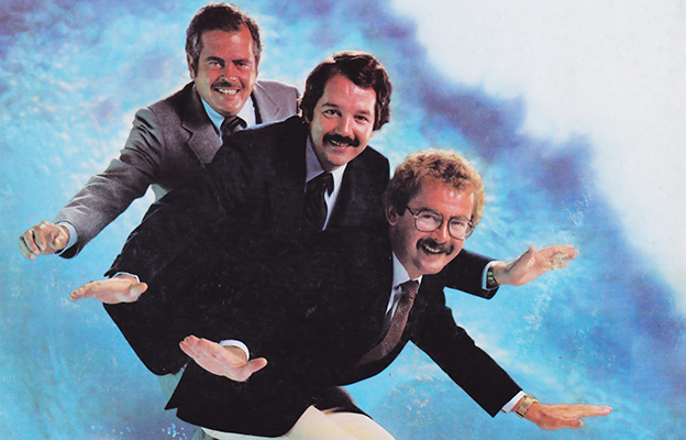 Executive team of Exidy, an arcade video game maker