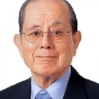 Photo fo Masaya Nakamura, founder of NAMCO, a video game company