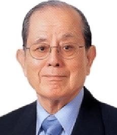 Photo fo Masaya Nakamura, founder of NAMCO, a video game company