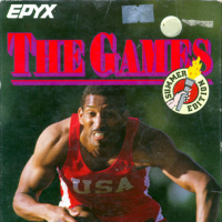 The Games: Summer Edition, a computer video game by Epyx for DOS computers