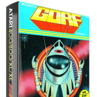 Gorf, a video game for the Atari 8-bit home computers