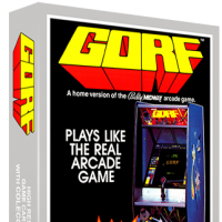 Gorf, a home video game for the Colecovision video game console