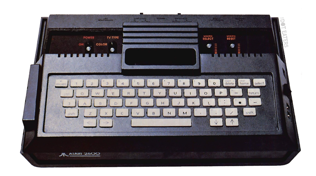 The Graduate/My First Computer, a computer add-on for the Atari 2600 video game console