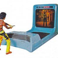 Nintendo's arcade shooting game Gun Fight