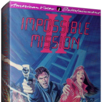 Impossible Mission, a platform video game for the NES video game console