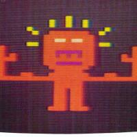 Ad for Infocom, a computer gamAd for Infocom, a computer game company, 1983