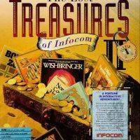 The Lost Treasures of Infocom II, from computer adventure game company Infocom