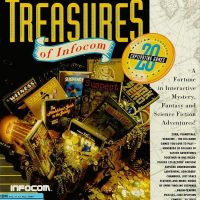The Lost Treasures of Infocom, a computer adventure game company