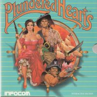 Plundered Hearts, a computer text adventure game by Infocom