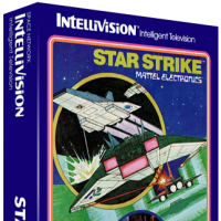 Star Strike, a home video game influenced by the Star Wars trench sequence, for Mattel's home video game console Intellivision