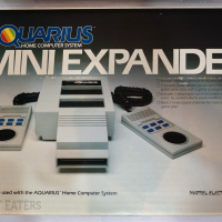 The Mini Exander, an add-on for the Aquarius home computer system by Mattel Electronics 1983