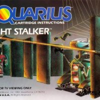 Night Stalker, a home computer game for the Mattel Aquarius