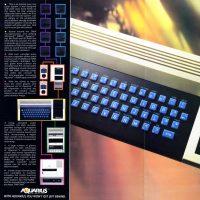Mattel Aquarius, a home computer system