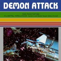 Demon Attack, a video game by Imagic for Intellivision