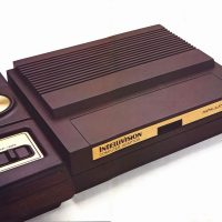 European version of the ECS for the Mattel Intellivision console video game
