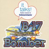 B-17 Bomber, an Intellivoice game for Intellivision, a video game console by Mattel
