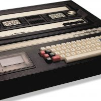 The Keyboard Component for Intellivision, a video game console by Mattel