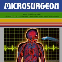 Microsurgeon, a video game for the Intellivision console