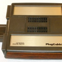 The PlayCable module, released in 1981 for the Intellivision