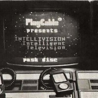 Splash screen for PlayCable, a system to deliver Intellivision video games via Cable TV, 1983
